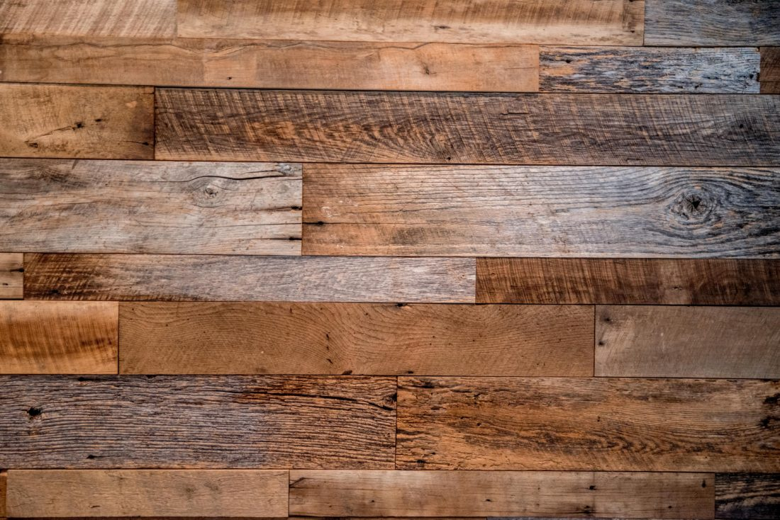 The hughes 39 dining room reclaimed wood accent wall fama Reclaimed woods