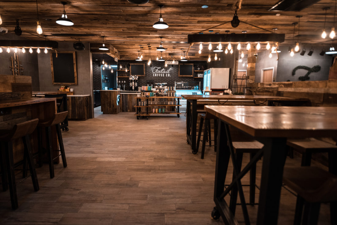 Commercial Reclaimed wood